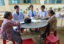 Tuổi trẻ Hải Châu với Dân vận tình nguyện hè năm 2017