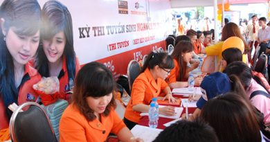 Gần 10.000 học sinh, sinh viên tham gia Ngày hội tư vấn tuyển sinh