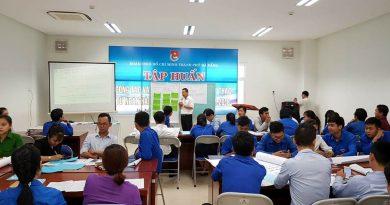 Tập huấn công tác vốn vay cho gần 100 đoàn viên thanh niên