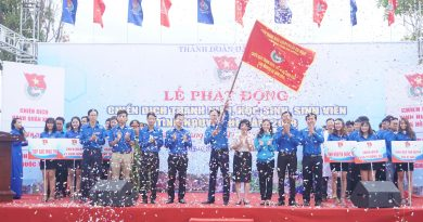 Ra quân Chiến dịch thanh niên tình nguyện hè thành phố Đà Nẵng năm 2018