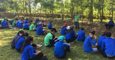 Hội thi Nghiệp vụ kỹ năng thanh niên xã Hòa Nhơn 2018