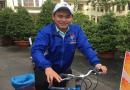 Đồng chí Phạm Thanh Vui – Bí thư Đoàn phường Hòa Cường Nam, những nhiệt huyết bền bỉ cùng công tác Đoàn
