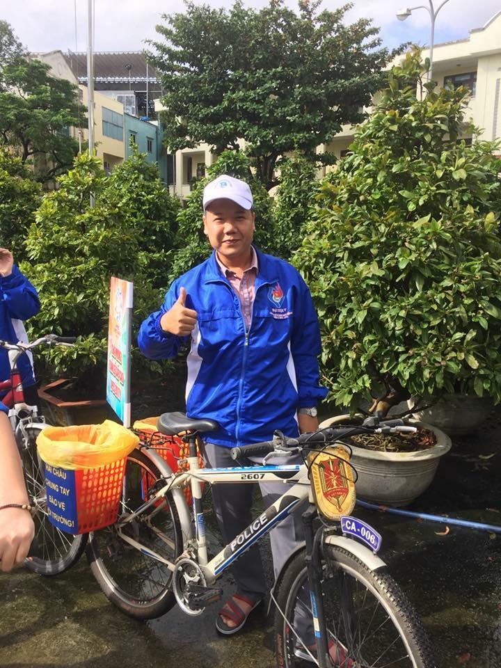 Nguyễn Công Tuấn – Phó Bí thư Đoàn phường Thạch Thang, tấm gương sáng về tinh thần đổi mới, sáng tạo