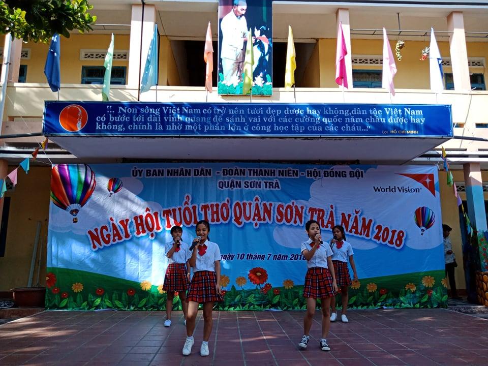 Quận Đoàn Sơn Trà phối hợp tổ chức Ngày hội về phòng, chống bạo lực trẻ em