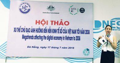 Hội thảo xu thế chủ đạo ảnh hưởng đến nền kinh tế số của Việt Nam tới năm 2038