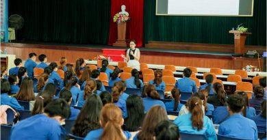 Nữ doanh nhân – MC Lệ Chi- gương mặt ảnh hưởng đến giới trẻ của nền giáo dục nghệ thuật tại thành phố đáng sống!