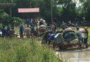 Đoàn xã Hòa Nhơn tổ chức ra quân làm công tác dân vận tại thôn Ninh An, xã Hòa Nhơn.