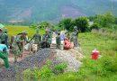 Đoàn Bộ đội Biên phòng chung tay xây dựng nông thôn mới