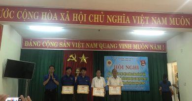 Quận Đoàn phối hợp với Hội Cựu chiến binh quận Thanh Khê tổ chức tổng kết 05 năm thực hiện Chương trìnhphối hợp giữa Đoàn thanh niên và Hội Cựu Chiến binh quận
