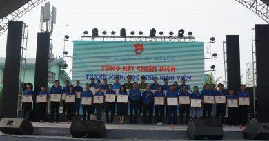 Đà Nẵng tổng kết chiến dịch thanh niên tình nguyện hè năm 2018