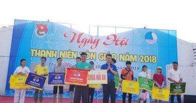 Thành Đoàn – Hội LHTN thành phố phối hợp tổ chức Ngày hội thanh niên tôn giáo năm 2018
