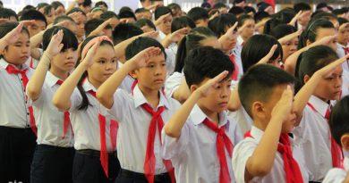 Đà Nẵng rộn ràng khai giảng năm học mới