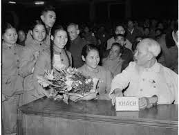 Tư tưởng Hồ Chí Minh về công tác phụ nữ