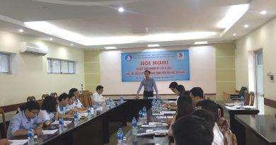 Hội nghị sơ kết giữa nhiệm kỳ (2016 – 2021) công tác Hội và phong trào sinh viên Đại học Đà Nẵng.