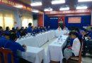 Vĩnh Trung tổ chức đối thoại giữa Bí thư Đảng uỷ, Chủ tịch UBND phường với cán bộ đoàn viên, hội viên thanh niên