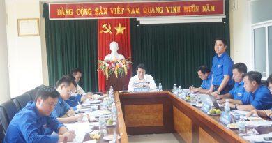 Trung ương Đoàn TNCS Hồ Chí Minh có buổi trao đổi và làm việc với Thành Đoàn Đà Nẵng