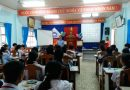 Đoàn phường An Khê tổ chức sinh hoạt CLB quyền trẻ em.
