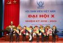 Đồng chí Bùi Quang Huy đắc cử Chủ tịch Hội Sinh viên Việt Nam