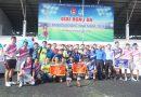 Bế mạc giải bóng đá Đoàn – Hội thành phố Đà Nẵng năm 2018