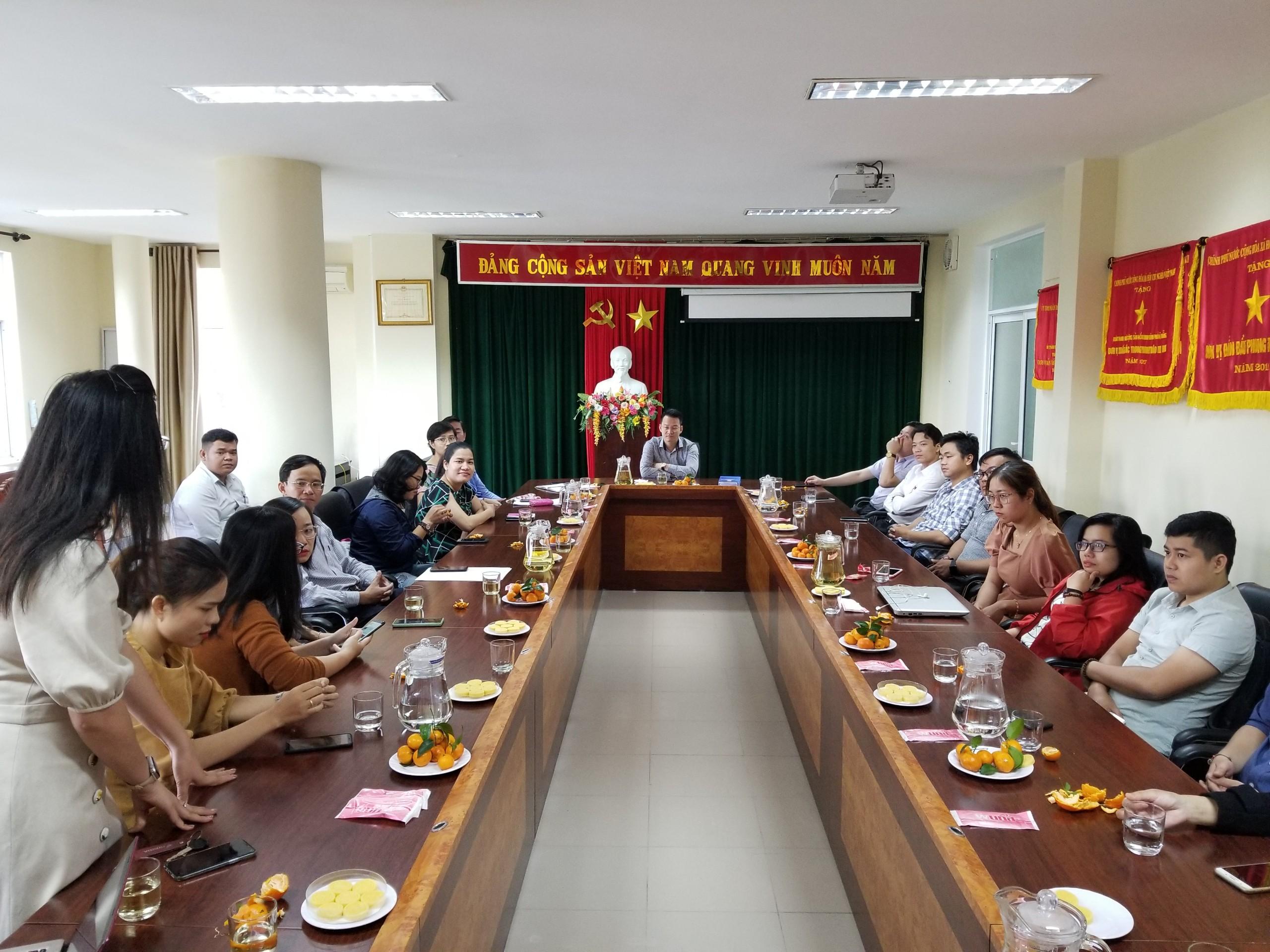 Thành Đoàn tổ chức chương trình gặp mặt và chúc mừng các cơ quan báo đài nhân dịp Tết Nguyên đán 2020