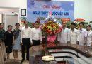 Ban Thường vụ Thành Đoàn đến thăm Bệnh viện  Đà Nẵng nhân kỷ niệm 65 năm Ngày Thầy thuốc Việt Nam