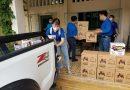 Thành đoàn – CLB xe bán tải thành phố đồng hành cùng sinh viên vượt qua dịch bệnh Covid_19