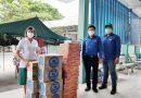 Chiều ngày 09/8/2020, Thành Đoàn Đà Nẵng tiến hành trao tặng vật tư y tế và các nhu yếu phẩm cho 04 bệnh viện