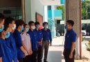 Thành Đoàn thăm và động viên các bạn Đoàn viên thanh niên trường Đại học Kỹ thuật Y Dược – Đà Nẵng