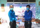 Ủy ban Hội Liên hiệp thanh niên thành phố Đà Nẵng tổ chức trao 150 suất các nhu yếu phẩm cho công nhân trên địa bàn thành phố