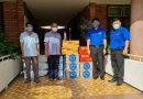 Thành Đoàn – Hội đồng Đội thành phố Đà Nẵng tổ chức trao các nhu yếu phẩm cho làng trẻ em SOS