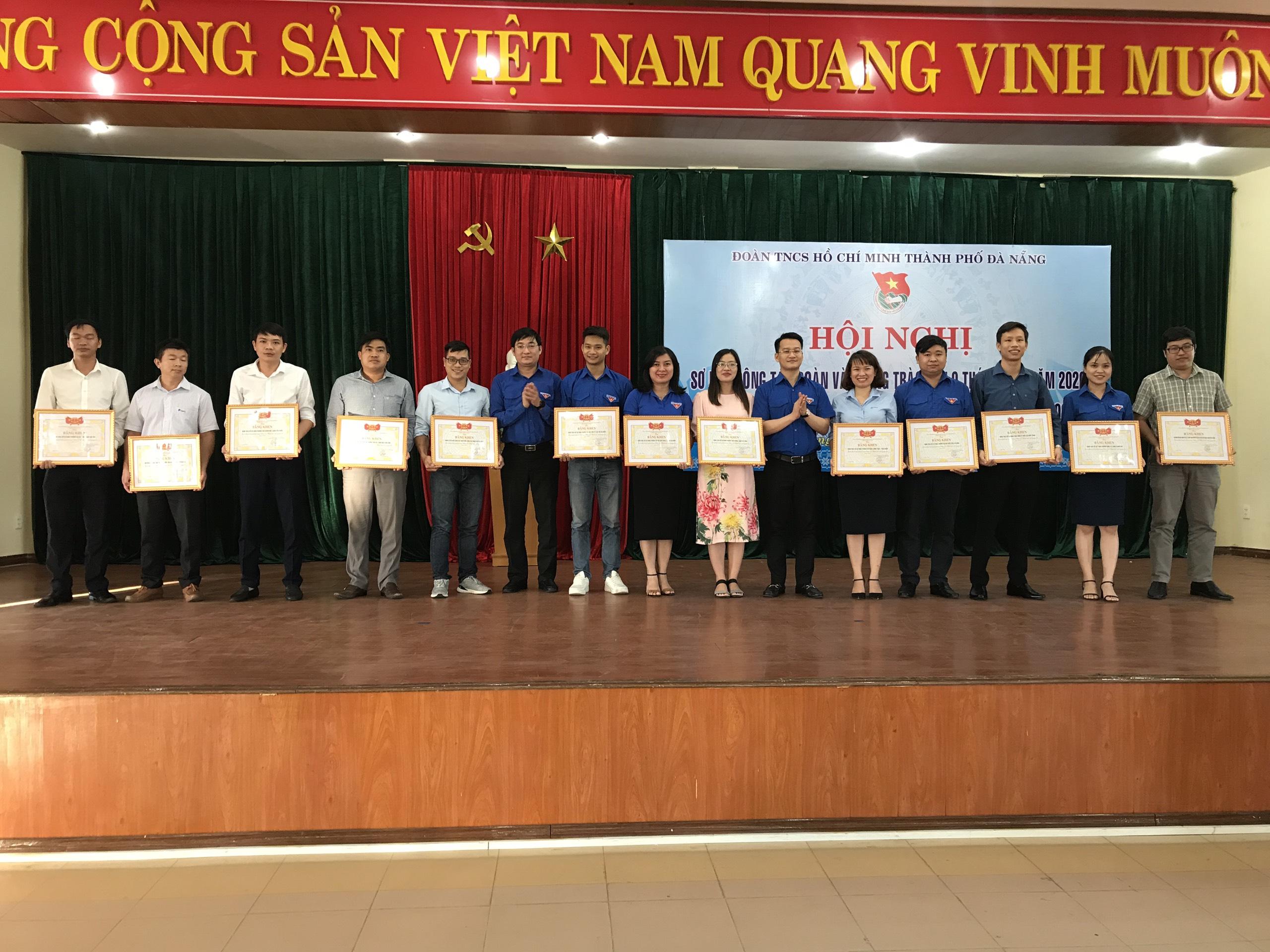 Tổng kết chiến dịch thanh niên tình nguyện hè Đà Nẵng năm 2020