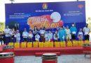 Hội đồng Đội Trung ương tổ chức chương trình Trung thu cho em tại bệnh viện Ung bướu Đà Nẵng