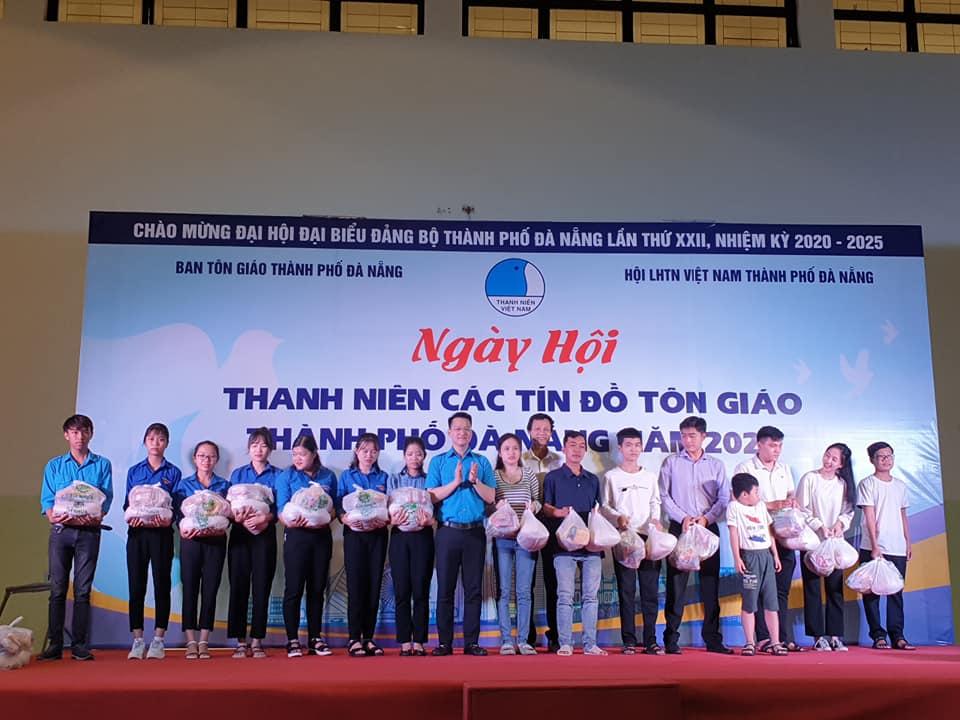 Hội LHTN thành phố phối hợp tổ chức Ngày hội Thanh niên các tín đồ Tôn giáo năm 2020