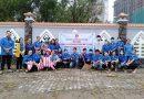 Tuổi trẻ Đà Nẵng ra quân vệ sinh môi trường Chào mừng Đại hội Đảng bộ thành phố