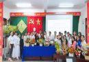 Đoàn Thanh niên Trung tâm GDTX số 3 tổ chức Hội thi cắm hoa nghệ thuật