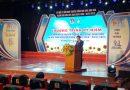 """Chương trình kỷ niệm 71 năm ngày truyền thống học sinh, sinh viên và Hội Sinh viên Việt Nam, tuyên dương """"Sinh viên 5 tốt"""", trao """"Giải thưởng 9/1"""" cấp thành phố năm 2021."""
