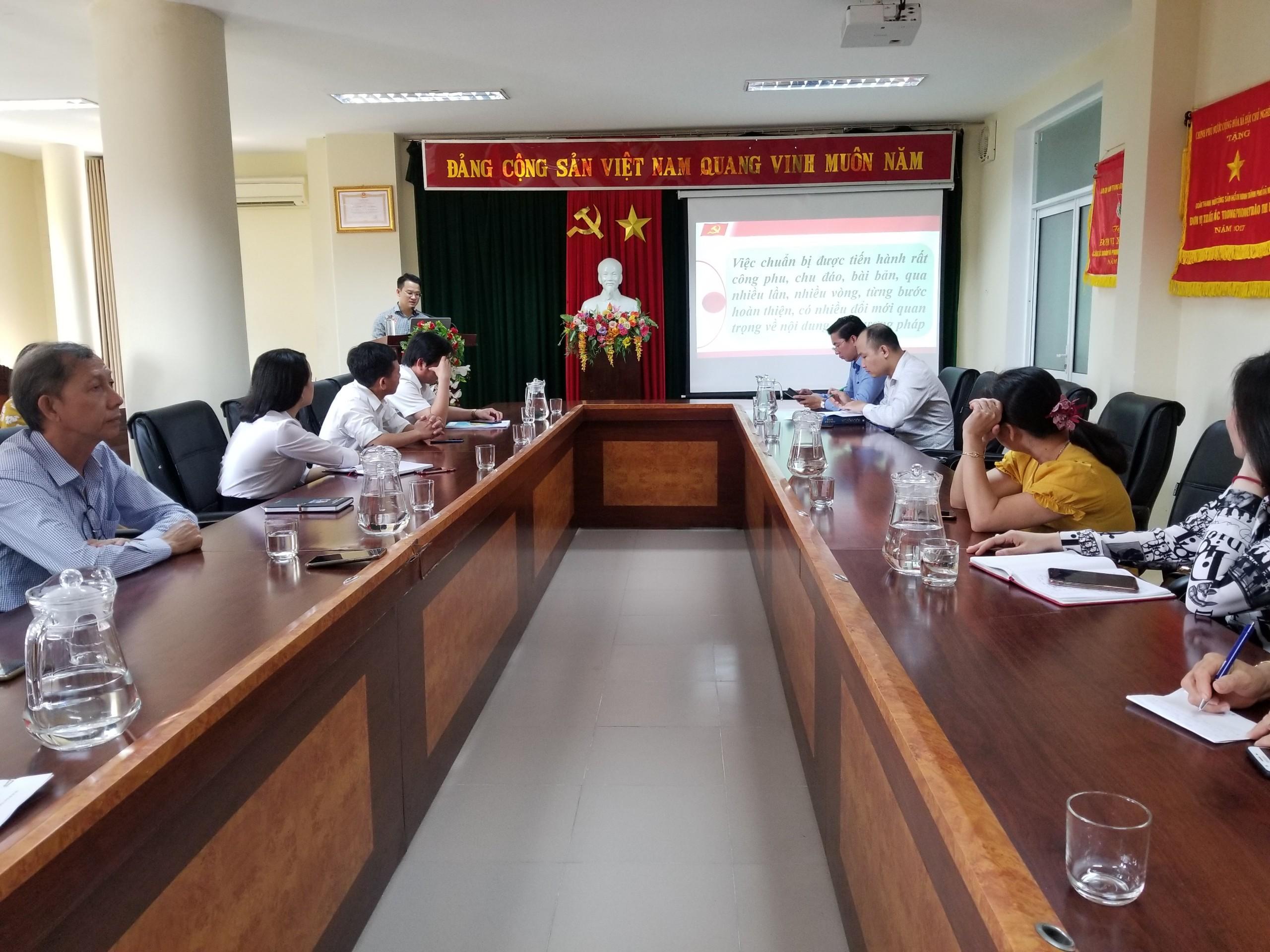 Học tập, quán triệt, tuyên truyền Nghị quyết Đại hội XIII của Đảng