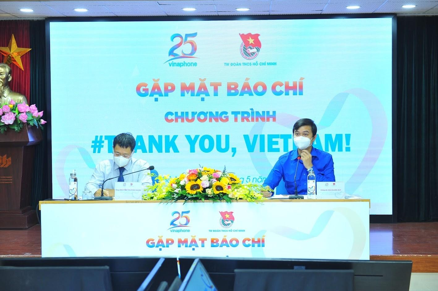 #THANK YOU, VIETNAM! – LAN TỎA LỜI CẢM ƠN GÂY QUỸ HỖ TRỢ NGƯỜI DÂN CÓ HOÀN CẢNH KHÓ KHĂN